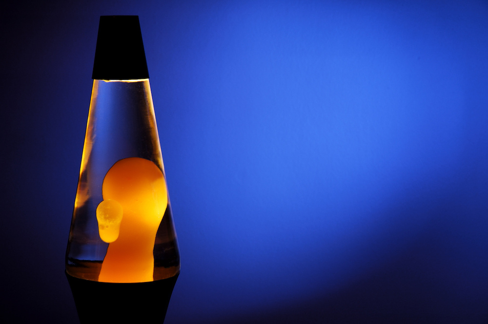 how to fix lava lamp after shaking