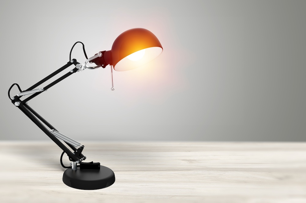 why do led lamps flicker
